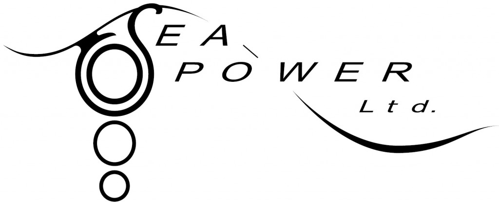 Seapower Logo B&W