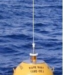Seapower's Waverider Data Bouy