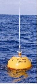 Seapower's Waverider Data Bouy